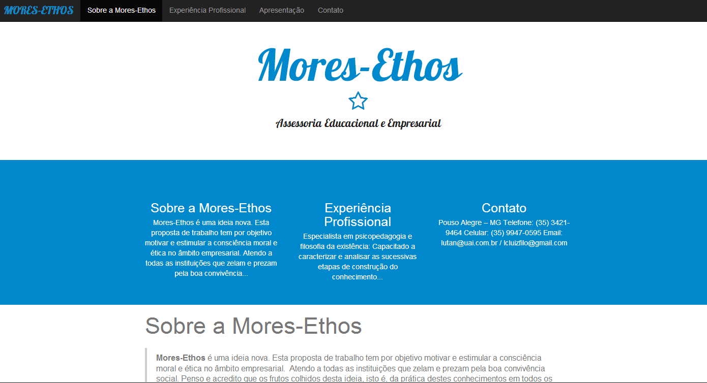 Mores-Ethos